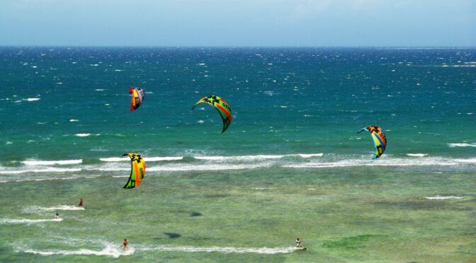 Advanced Kiteboarders
