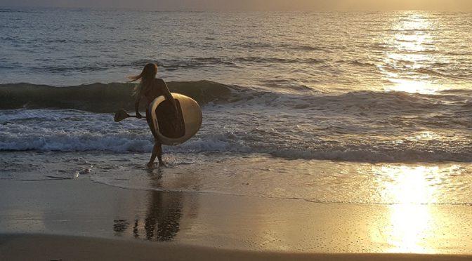 Sunrise Yoga Fitness SUP